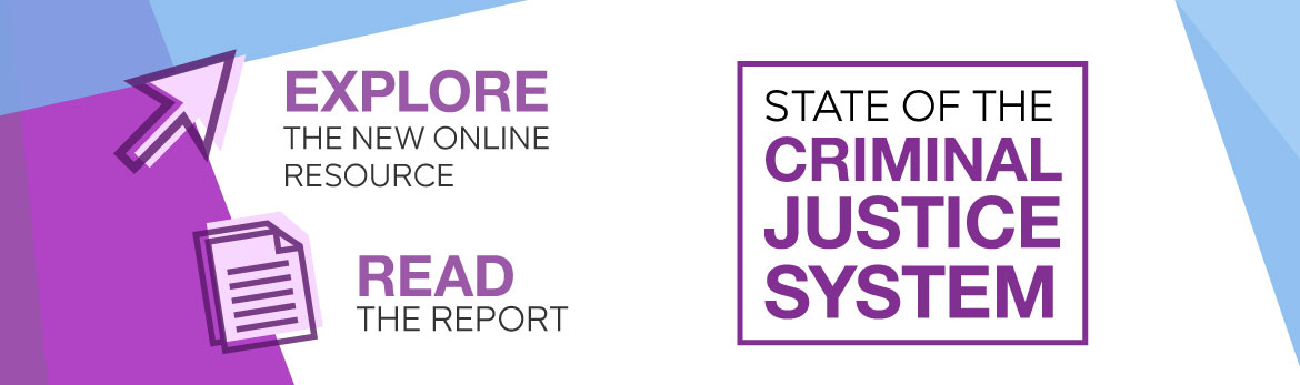 Explore our new online resource and read our report to see how we're improving accountability and transparency about the criminal justice system to Canadians.