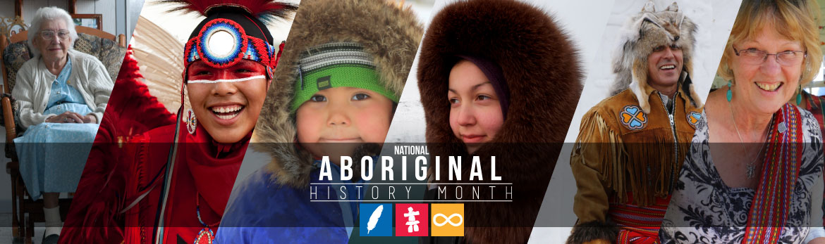 June is National Aboriginal History Month. Learn more about the contributions of Indigenous peoples to Canada.