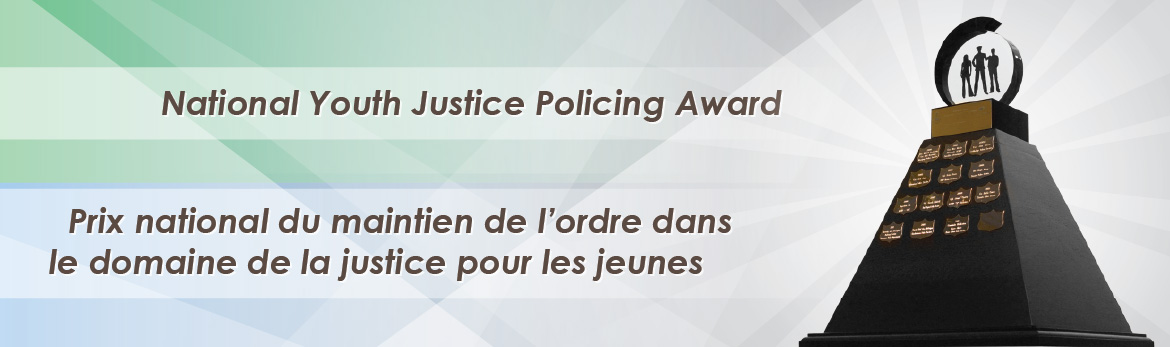 National Youth Justice Policing Award Winner for 2017
